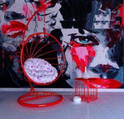 подвесные кресла шар