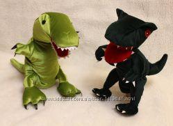 Кукольный театр игрушка на руку перчатка динозавр