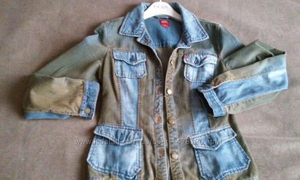 M - S крутая джинсовая куртка Miss sixty в стиле tie dye