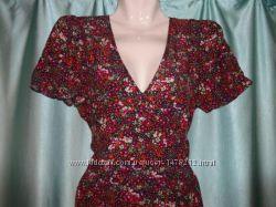 Повседневное платье сарафан f&f.