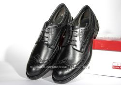 Мужские Кожаные туфли-броги S&G, Оригинал