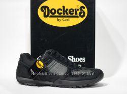 кожаные кроссовки  Dockers by Gerli Германия Оригинал