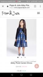 Фирменное нарядное платье Pippa & Julie