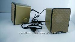 Колонки компьютерные RUIZU RS-660 Gold