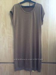 Удлинённая футболка Massimo Dutti