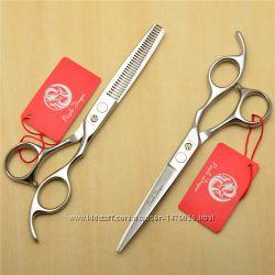 Ножницы для стрижки волос 6. 5, комплект.