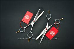 Ножницы для стрижки волос от Purple Dragon.