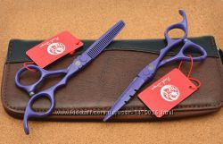 Ножницы для стрижки волос от Purple Dragon , комплект