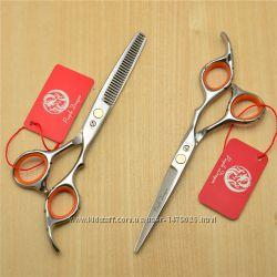 Ножницы парикмахерские, для стрижки волос, комплект.