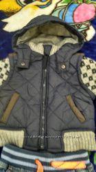 Модная фирменная курточка на малыша