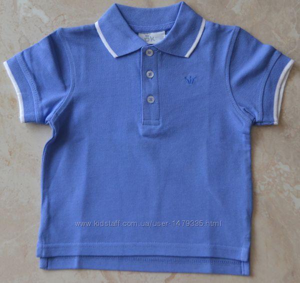 Фирменные футболочки-поло EPK