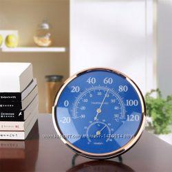 Термометр-гигрометр механический большой