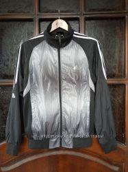 Олимпийка Adidas, черная , р М46-48 , оригинал