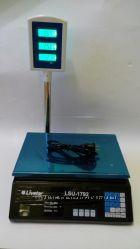 Весы электронные торговые до 40 кг LivStar