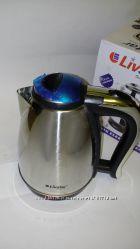 Чайник металлический Livstar