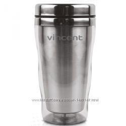 Элегантная термокружка VINCENT 0, 4 л. VC-1515