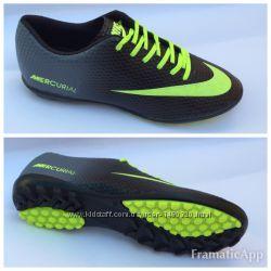 63f69356d Сороконожки многошиповки Nike Merkurial Найк обувь футбол футзал ...