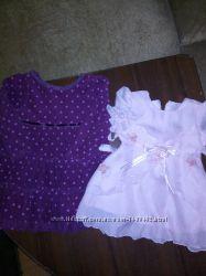 Платья для девочки 1-2 года