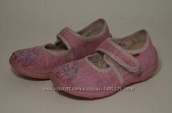 Туфли мокасины тапочки для девочки Superfit