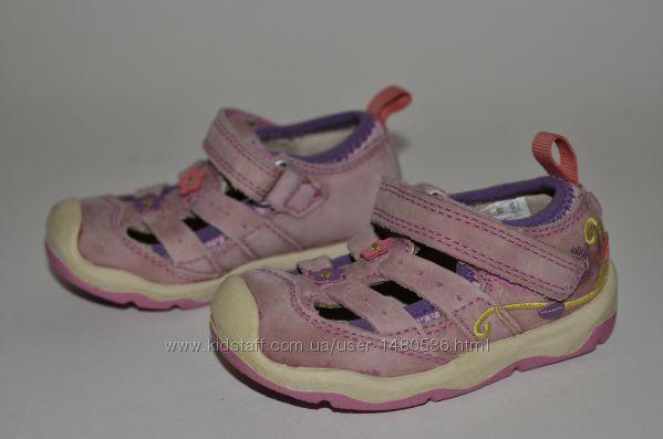 Кожаные босоножки сандали для девочки Timberland