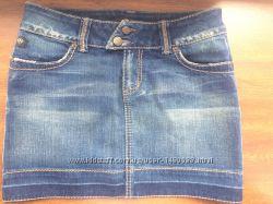Юбка джинсовая Serfontaine