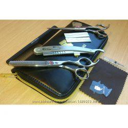 Ножницы парикмахерские профессиональные набор SMITH CHU 6&acute -в наличии-