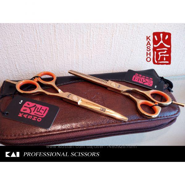 Парикмахерские ножницы KASHO 5. 5 Japan