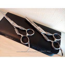 Профессиональные парикмахерские ножницы SНАRОNDS 6&acute HUA17