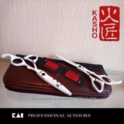 Ножницы профессиональные парикмахерские Kasho 5. 5 дюймов -в наличии-