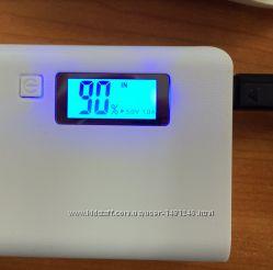 Powerbank повербанк на 5 пять аккумуляторов 18650