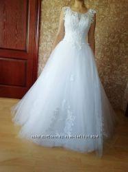 Свадебное платье, бу