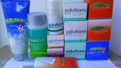 Серия для лица Solutions Avon