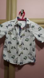 Летние рубашки для мальчика