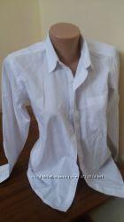 Отличная белая рубашка для молодого джентльмена