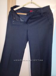 Штаны строгие офисные брюки