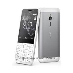 Телефон кнопочный Nokia 230 2SIM