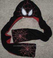 George Шапка шарф spider man флис