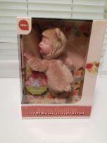 Кукла Анне Геддес мишка карамельный  23 см