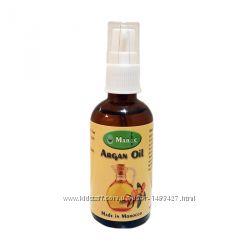 Аргановое масло из Марокко холодный отжим