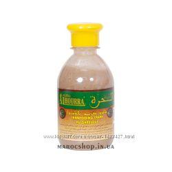 Натуральные шампуни Al Hourra С Глиной Гассул, с аргановым маслом