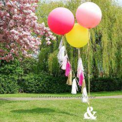 Шары гиганты 48 см воздушные шарики гелиевые шары большие