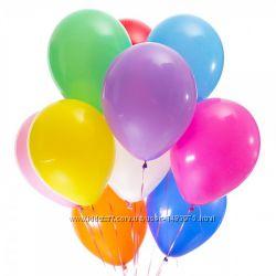 Шарики воздушные 20 шт партия шары надувные латексные для гелия