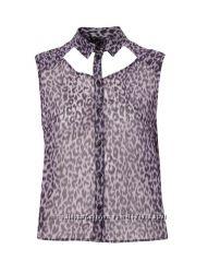Блузка TOPSHOP с интересными вырезами