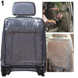 Защита на сидение авто от грязных ног. Чехол на спинку кресла, сидения