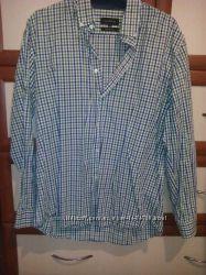 710142f4901 Продам мужскую рубашку в клетку недорого