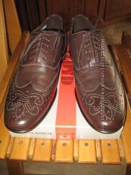 Туфли кожаные броги от Lloyd Германия.