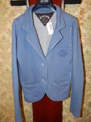 Пиджак из трикотажа от Tommy Hilfiger Denim с Подарком