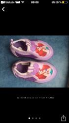 Disney кроссовки куплены в Англии