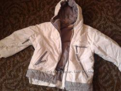 тепла  лижна  куртка RODEO 134-140