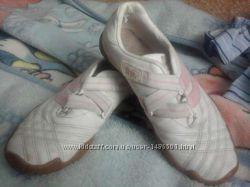 Продам кожаные кроссовки Lonsdale